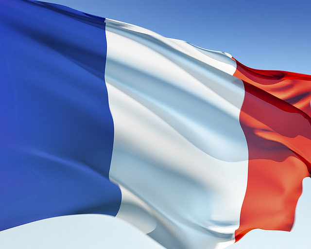 French Flag CCBY wisegie via Flickr